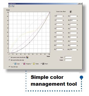 Color manage for a closer look and feel